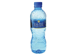 Menu water